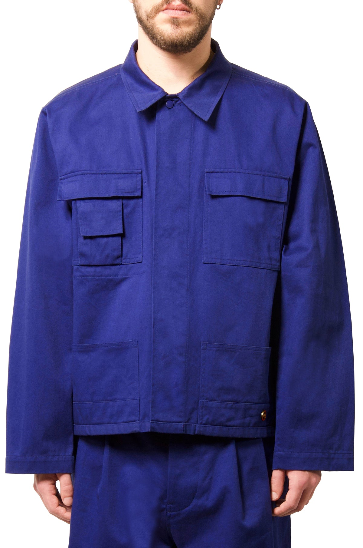 032c WWB Workers Jacket Blue - 032c