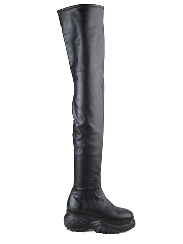 Buffalo by 032c Over The Knee Boot - 032c