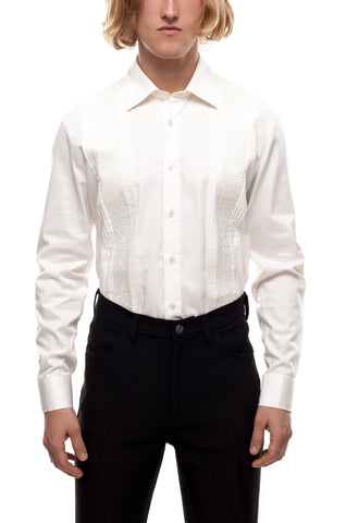 "SSS World Corp Coyote ""Wedding"" Shirt Ivory"
