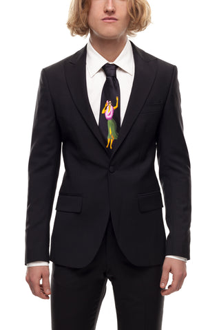 SSS World Corp Rampage Suit Jacket Black