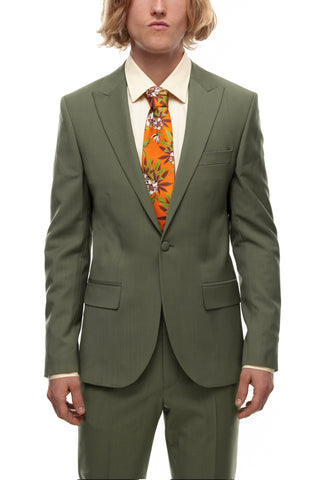 SSS World Corp Rampage Suit Jacket Military