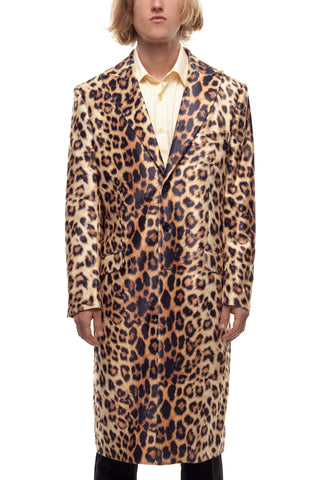SSS World Corp Sploosh Jaguar Velvet Coat