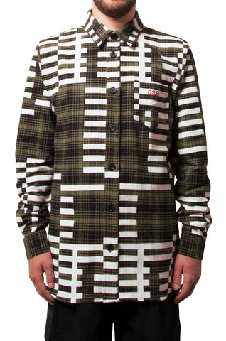 032c WWB Flannel Shirt - 032c