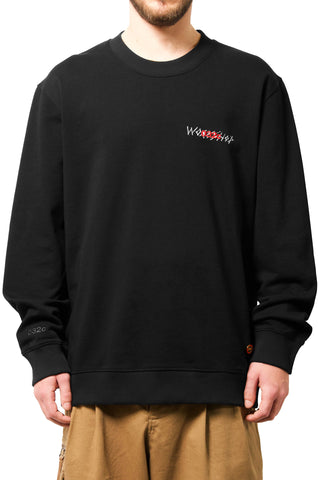 032c WWB Sweatshirt Black - 032c