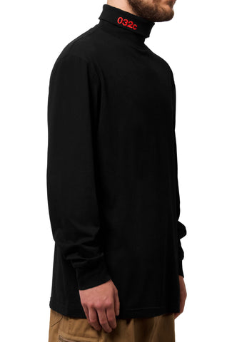032c WWB Turtleneck Black - 032c