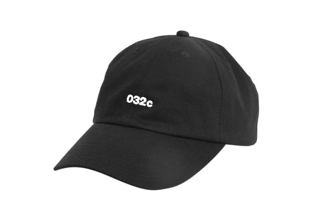 032c Crystal Cap Black