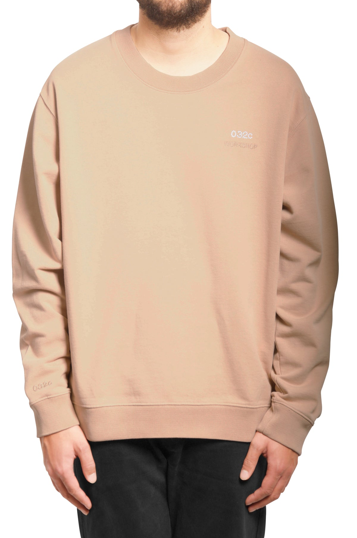 032c Crystal Sweatshirt - 032c