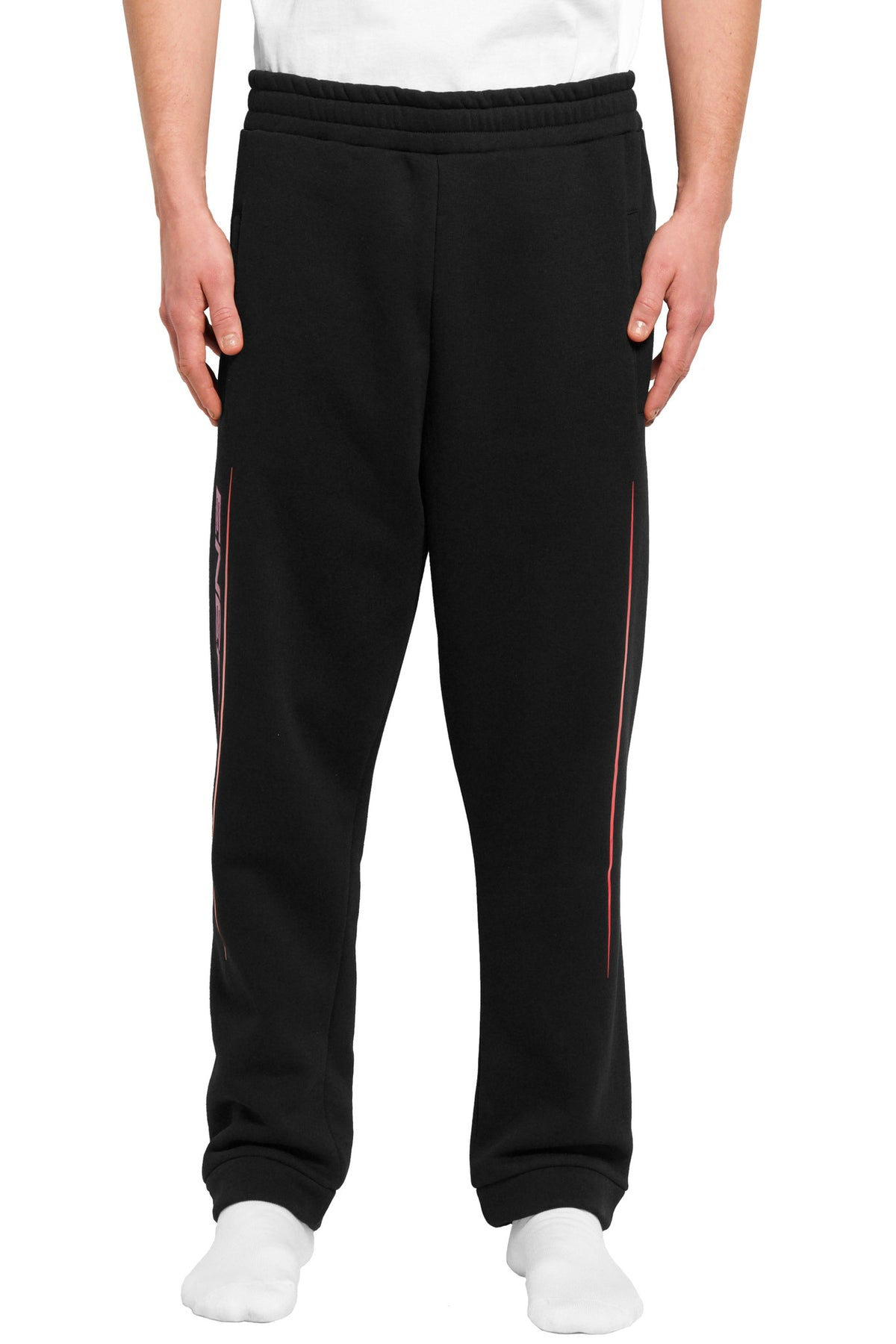 032c Motocross Sweatpants Black - 032c
