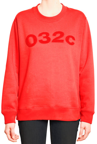032c Believer Sweatshirt Red