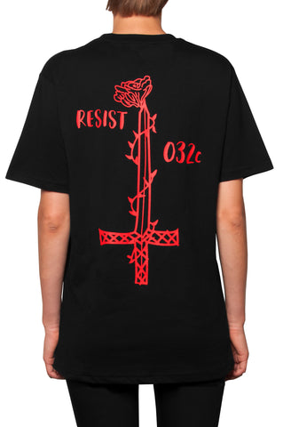 032c Resist T-Shirt Black - 032c