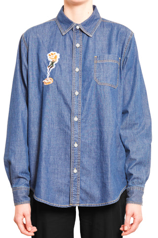 032c Smoker's Collection Jean Shirt - 032c