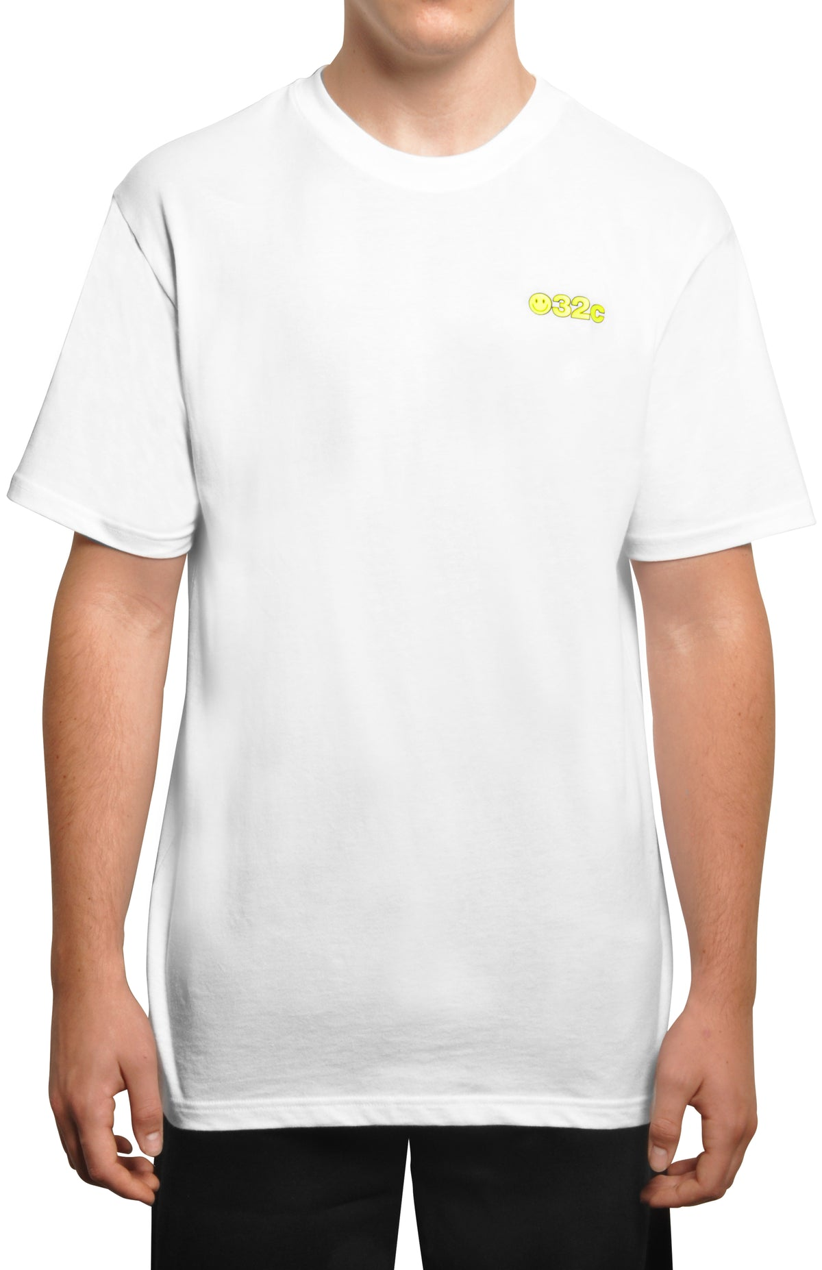 032c SMILEY T-Shirt White - 032c