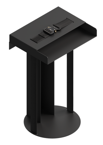 Alyx x New Tendency Meta Side Table Black - 032c