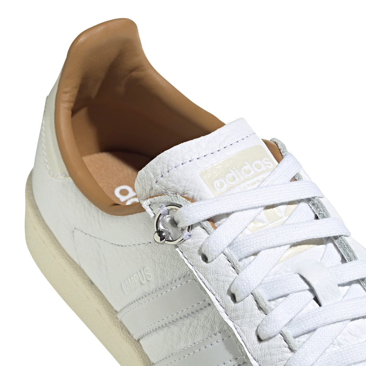 "adidas by 032c Campus ""Prince Albert"" White"