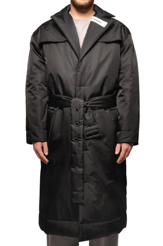 032c COSMIC WORKSHOP 'Wings' Puffer Coat Black - 032c
