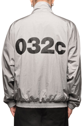 032c COSMIC WORKSHOP Reversible Blouson Silver - 032c