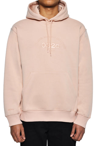 "032c LoveSexDreams ""Team Société"" Hoodie Beige"