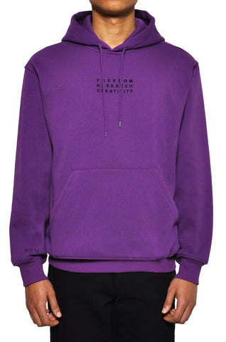 "032c LoveSexDreams ""Team Société"" Hoodie Purple"