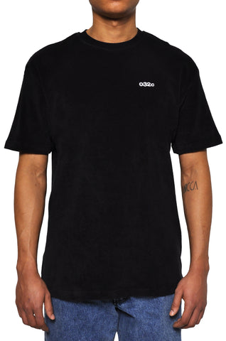 032c LoveSexDreams Terry T-Shirt Black - 032c