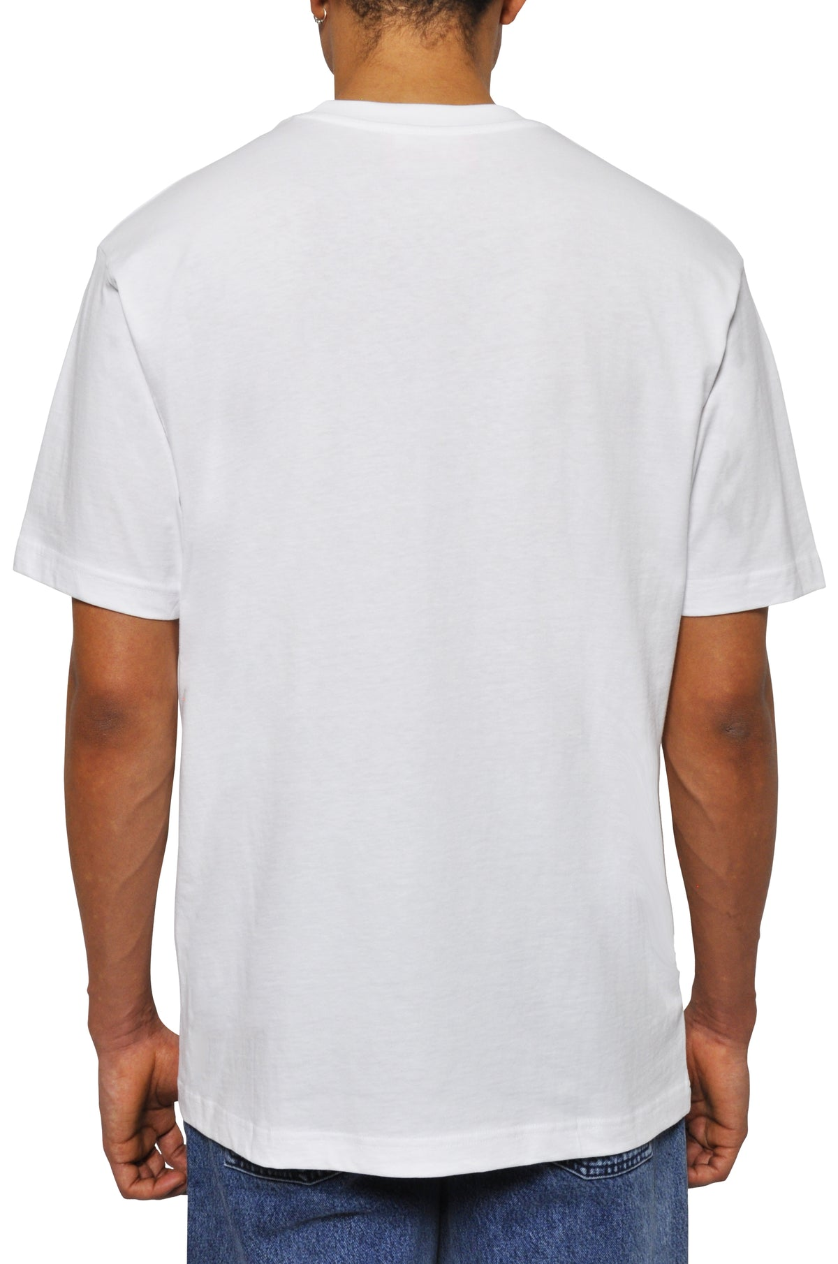 "032c LoveSexDreams ""Freed0m"" T-Shirt White - 032c"