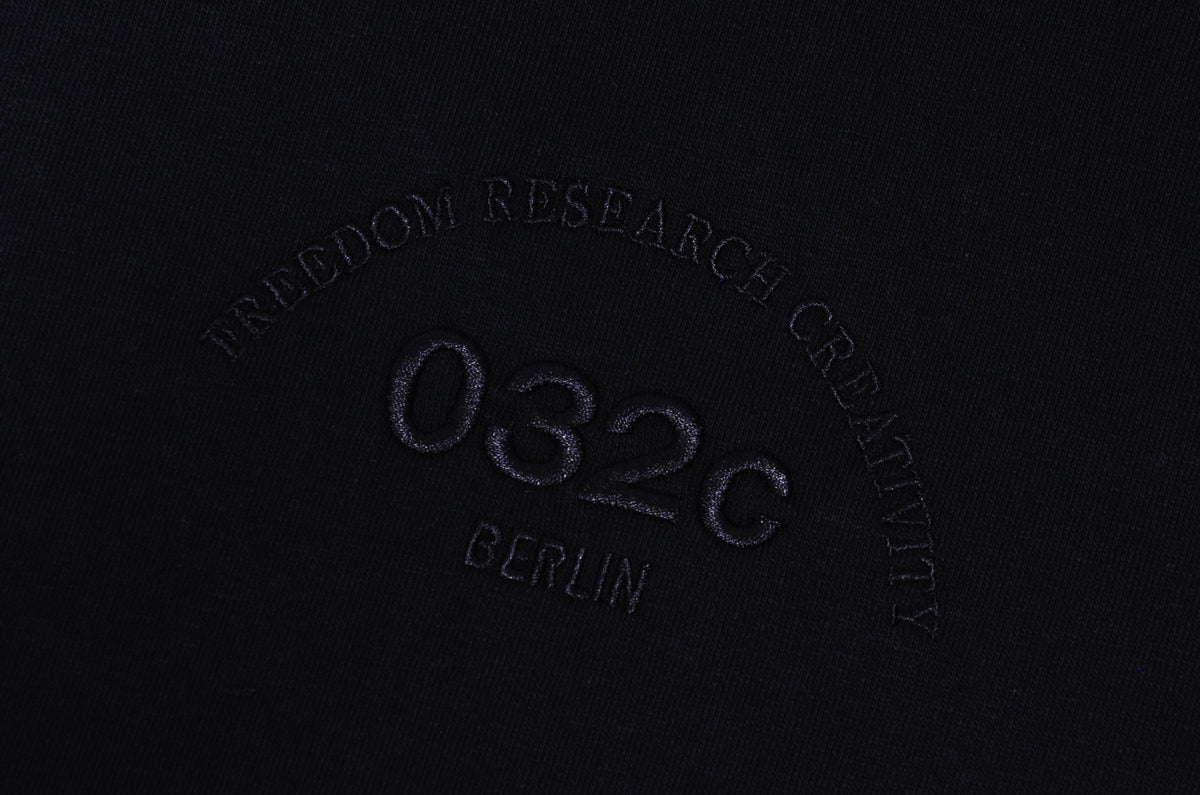"032c LoveSexDreams ""FRC"" T-Shirt Black - 032c"