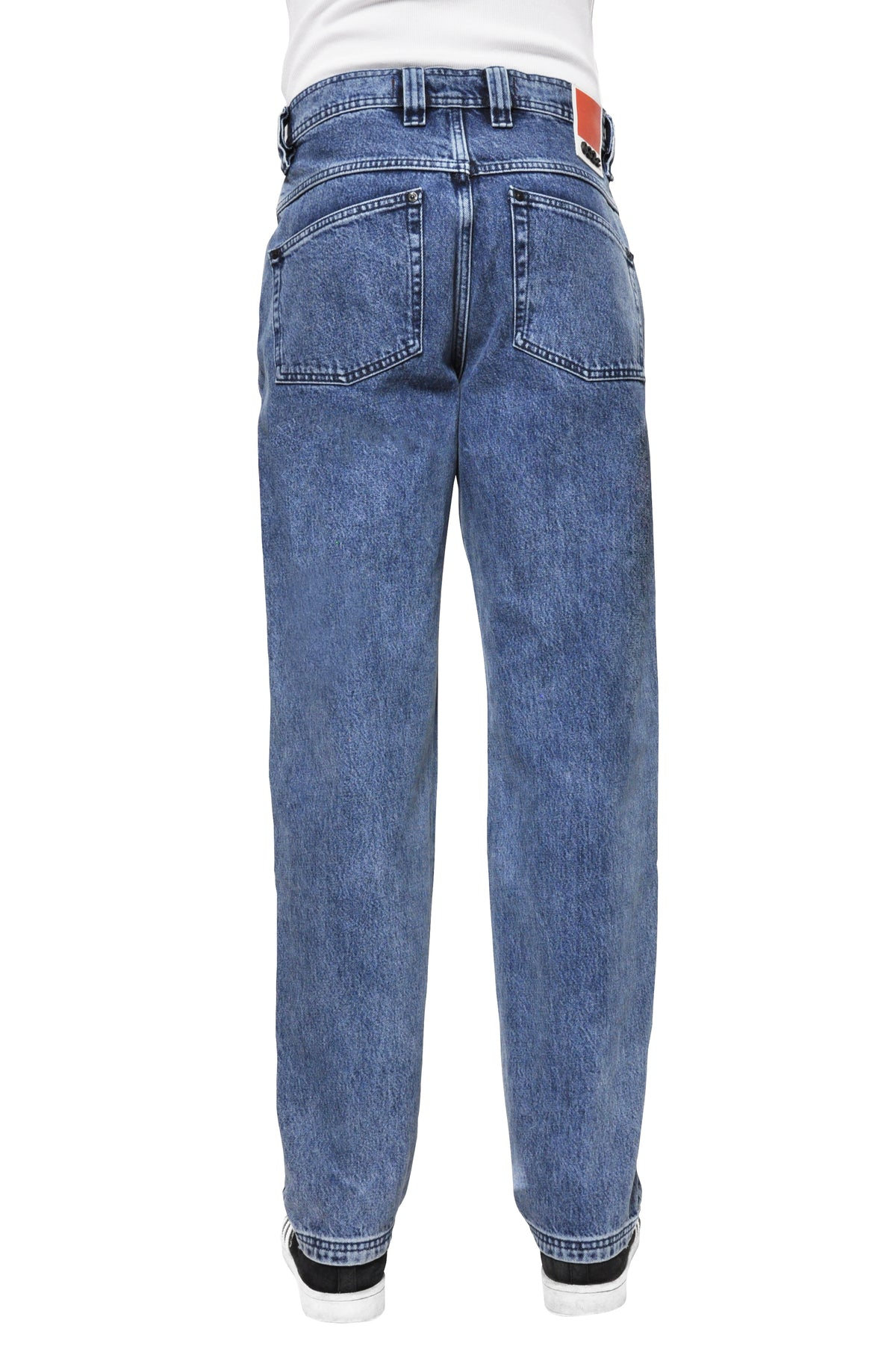 "032c LoveSexDreams ""Next"" Jean Light Blue - 032c"