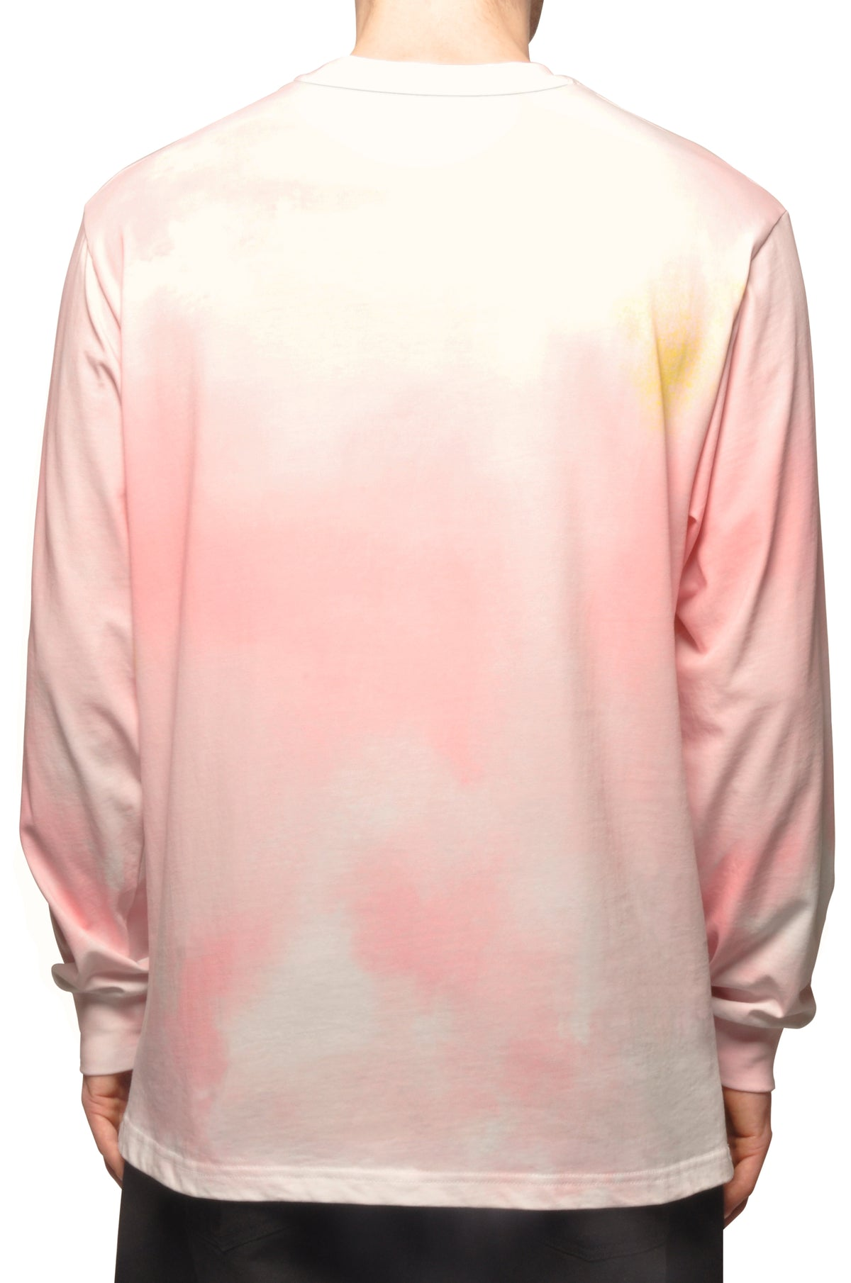 032c COSMIC WORKSHOP 'Atomic' Longsleeve Pink - 032c