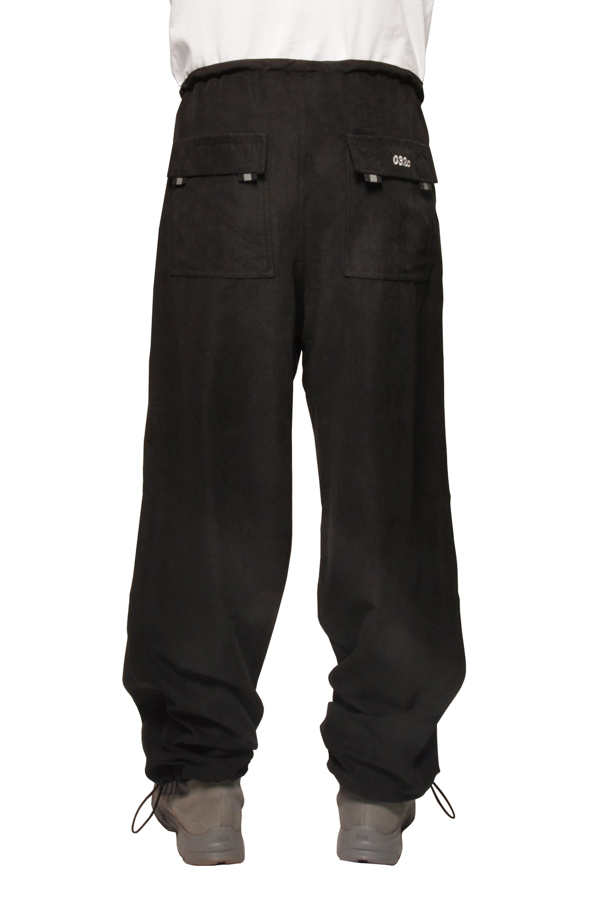 032c COSMIC WORKSHOP 'Rave' Pant Black - 032c