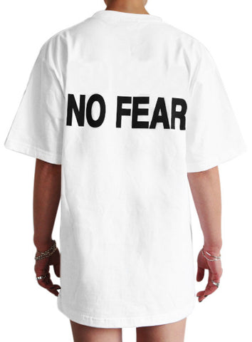 Freedom Machine 1 — NO FEAR T-Shirt - 032c