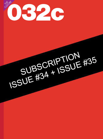 One Year Subscription (Issues 34 & 35)