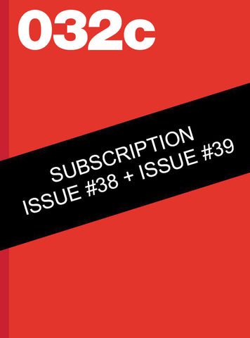 One Year Subscription (Issues 38 & 39)