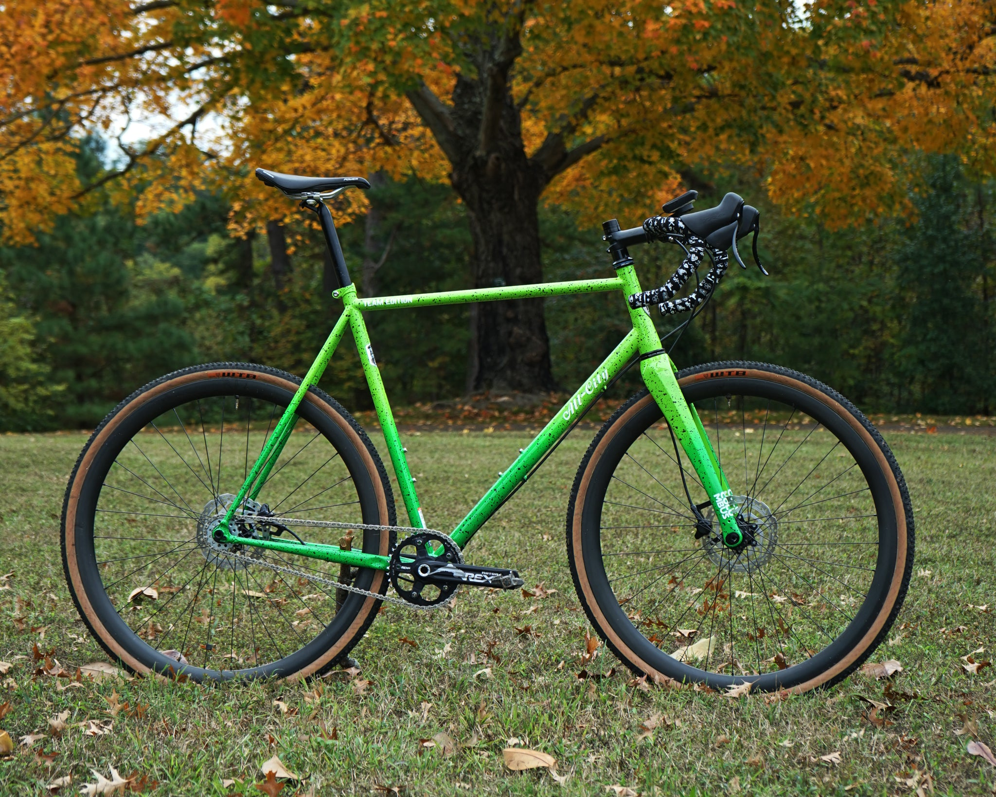 All-City Cycles Nature Boy A.C.E. SS Cross Bike