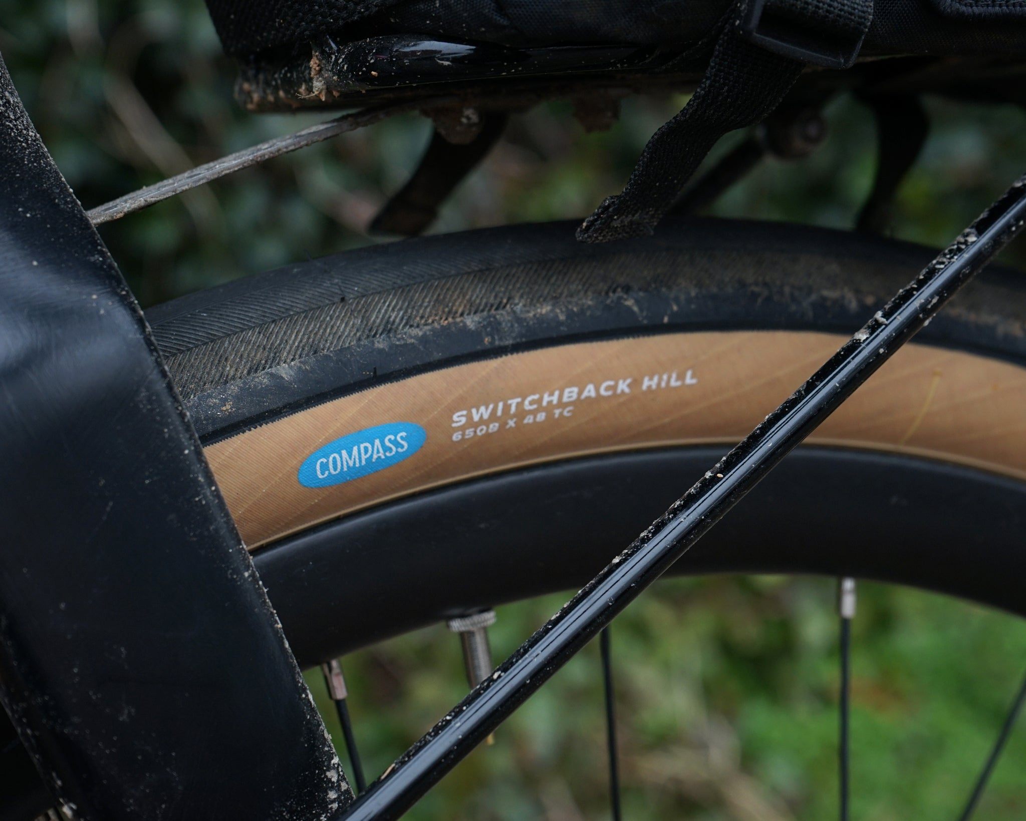 Compass Switchback Hill tire review