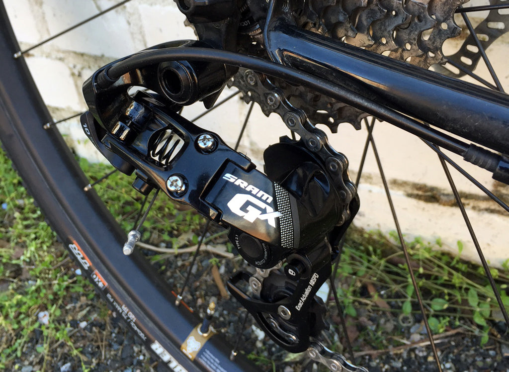 A smart little upgrade for Brian's Surly Straggler