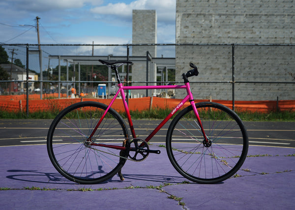 All-City Big Block Custom Build 55cm