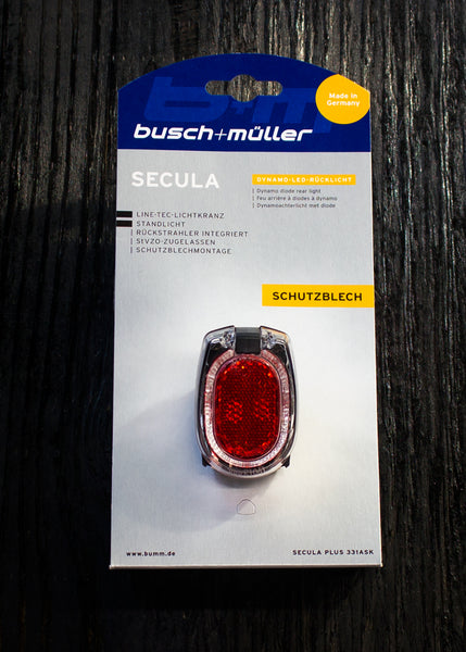 Secula Dynamo Tail Light