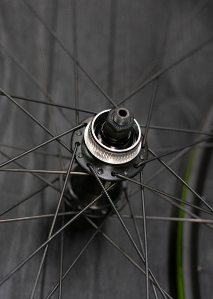 Dynamo Wheel Set; Hybrid-Touring QR Tubeless i23 700c