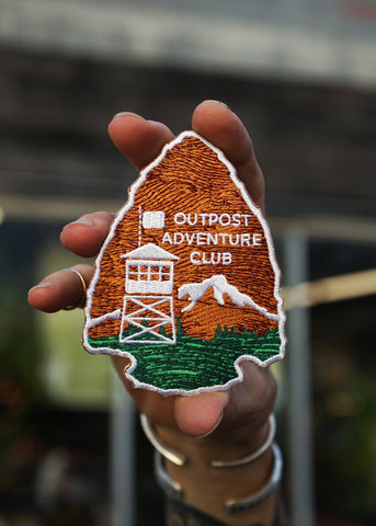 Outpost Adventure Club Patch