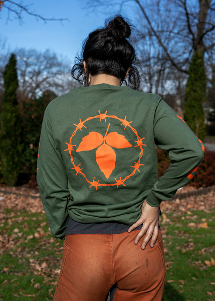 Outpost Barbed Wire LS T