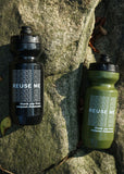 Outpost Poison Ivy and Reuse Me Water Bottles.