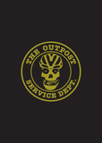 Outpost Service Dept. Pack, Gold