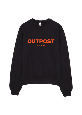 Outpost Team Crew Sweatshirt