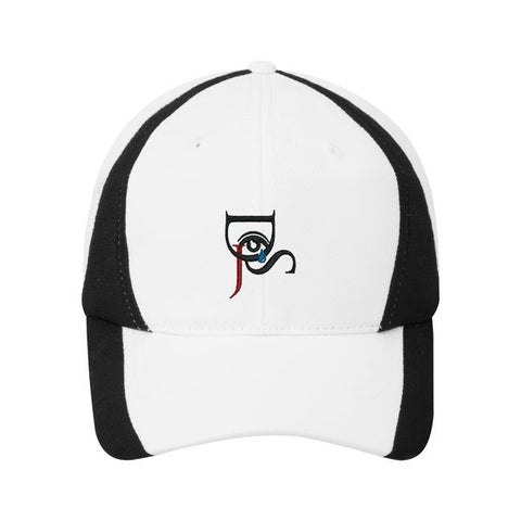 DJS Lifestyles Logo Embroidery Color Block Cap