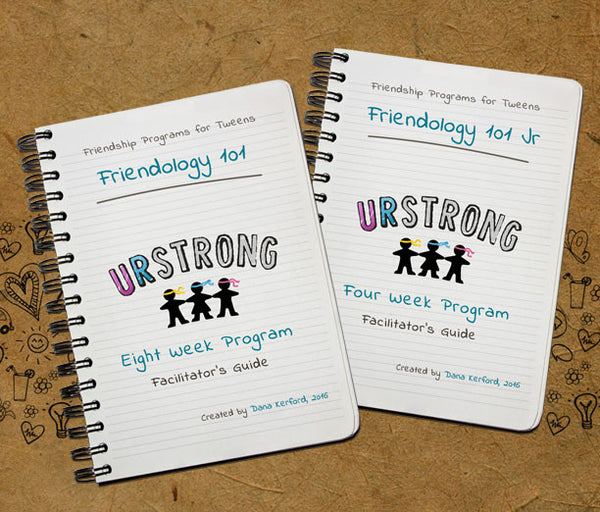 Friendology 101 - Grades 1 to 6 ($995.00 Including GST)