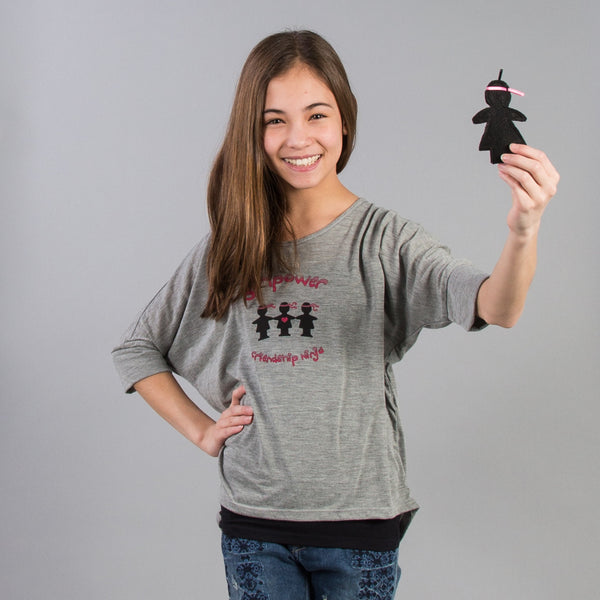 GirlPower Friendship Ninja Tee