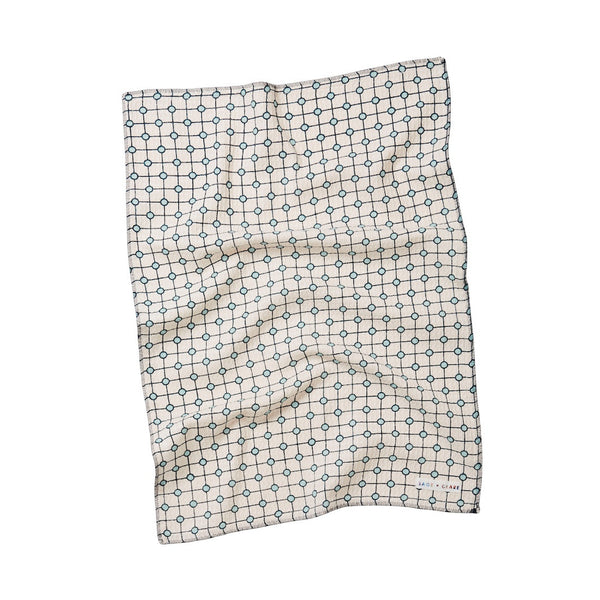 Evie Waffle Hand Towel - Sage and Clare - Greenhouse Interiors - 1