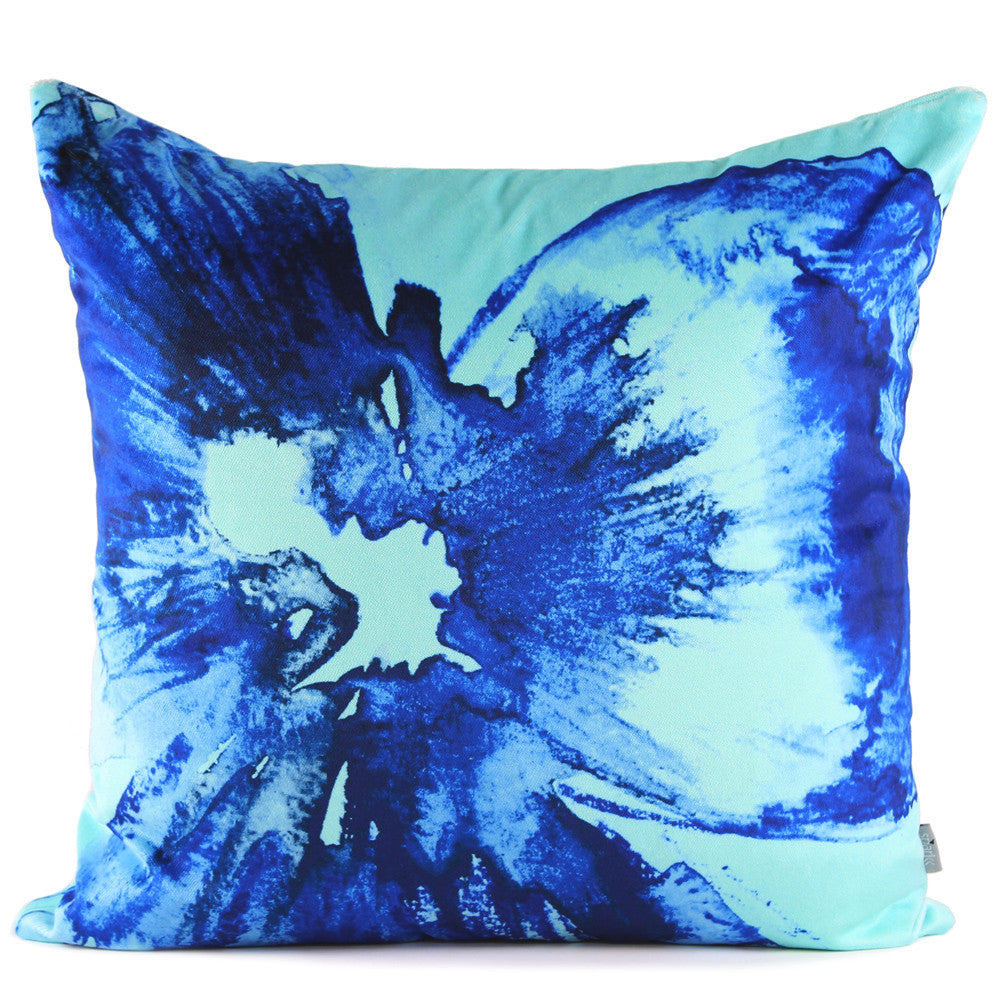 Nod to Andy - Sapphires Cushion