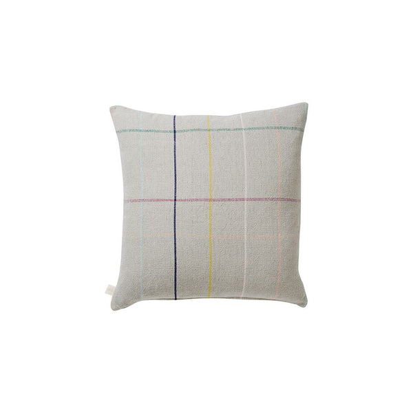 Marley Woven Check Cushion