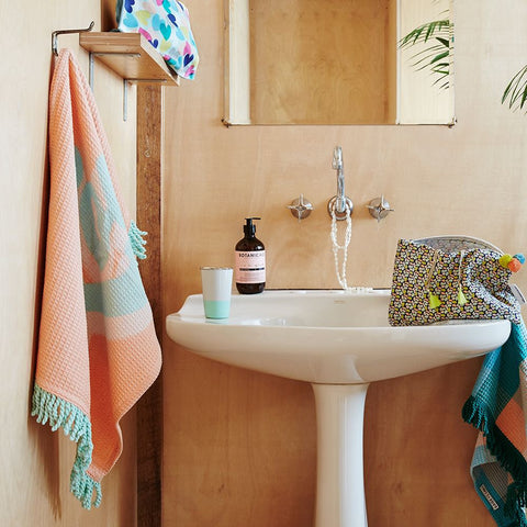 Calypso Love Hand Towel