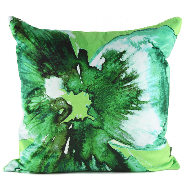 Nod to Andy - Emeralds Cushion